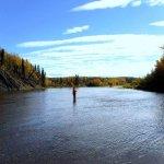 Alaska's Anvik River Lodge Alaska fishing lodge image1