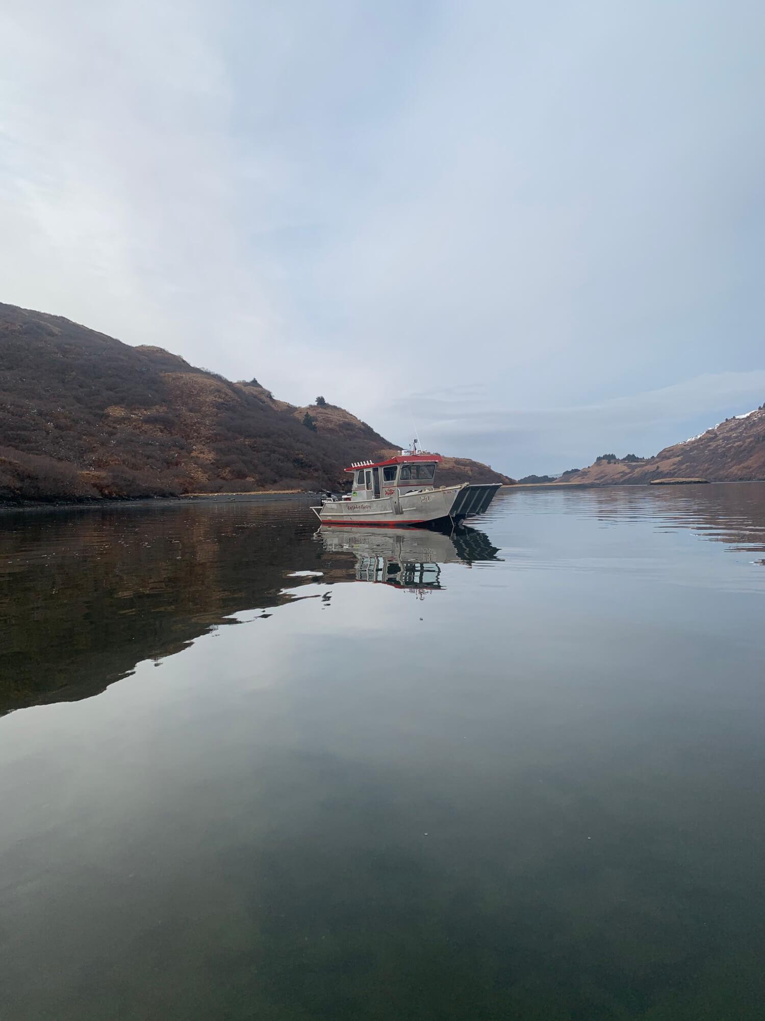 Kodiak Island fishing resort accomodations in Alaska