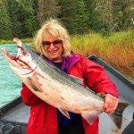 Kenai River Recon Alaska fishing lodge image11