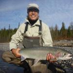 Deep Creek Lodge BC fishing lodge image1