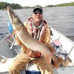 Cobham River Lodge Manitoba fishing lodge image4