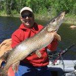 Cobham River Lodge Manitoba fishing lodge image3