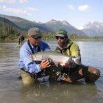 Alaska Fish On Charters Alaska fishing lodge image1