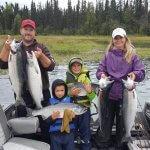 Alaska Fish On Charters Alaska fishing lodge image15