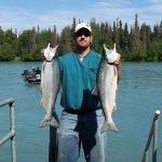 Alaska Fish On Charters Alaska fishing lodge image13