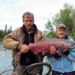 Aniak Three Rivers Lodge Alaska fishing lodge image44