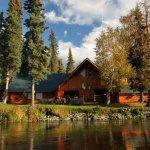 Alaska's Anvik River Lodge Alaska fishing lodge image2