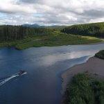 Alaska's Anvik River Lodge Alaska fishing lodge image12