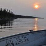 Arctic Lodges Saskatchewan fishing lodge image16