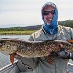 Arctic Lodges Saskatchewan fishing lodge image15