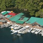 Barkley Sound Lodge BC fishing lodge image1