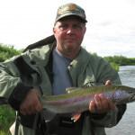 Becharof Rapids Camp Alaska fishing lodge image6