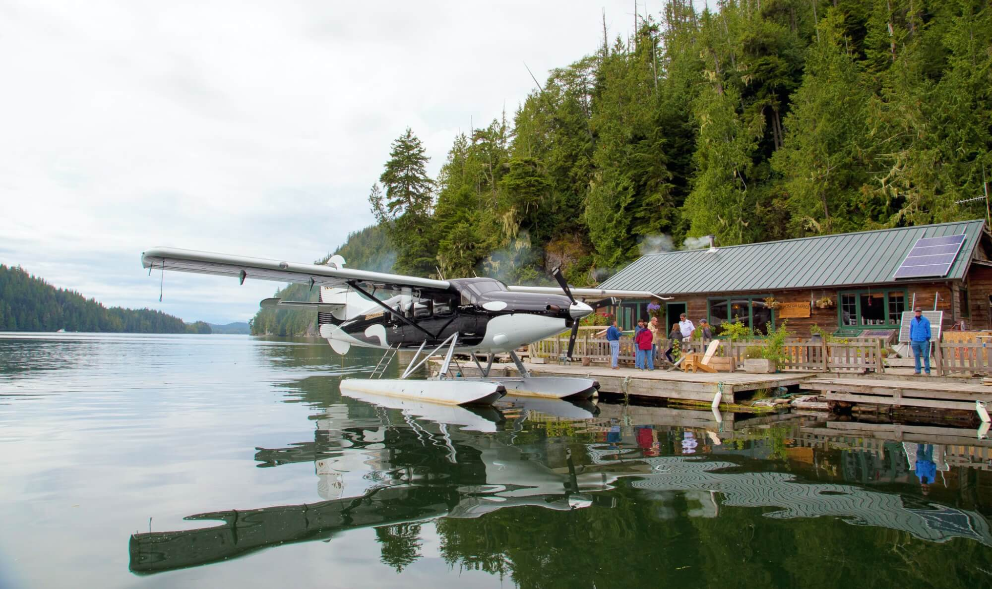best fishing lodges in bc