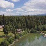 Chaunigan Lake Lodge BC fishing lodge image15