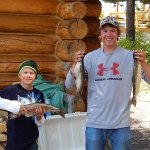 Chaunigan Lake Lodge BC fishing lodge image14