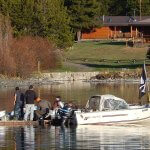 Chaunigan Lake Lodge BC fishing lodge image13