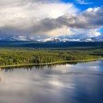 Chaunigan Lake Lodge BC fishing lodge image1