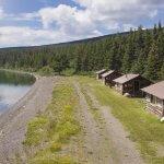 Chaunigan Lake Lodge BC fishing lodge image33