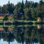 Chaunigan Lake Lodge BC fishing lodge image2