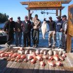 Duval Point Lodge BC fishing lodge image1