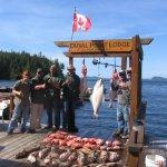 Duval Point Lodge BC fishing lodge image10