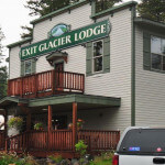 Exit Glacier Lodge Alaska fishing lodge image7