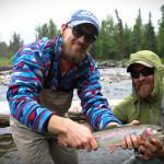 FishHound Expeditions Alaska fishing lodge image43