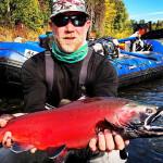 FishHound Expeditions Alaska fishing lodge image10