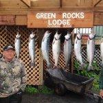 Green Rocks Lodge Alaska fishing lodge image1