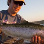 Grindstone Lakes Oregon fishing lodge image9