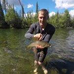 Grizzly Creek Lodge Yukon fishing lodge image2