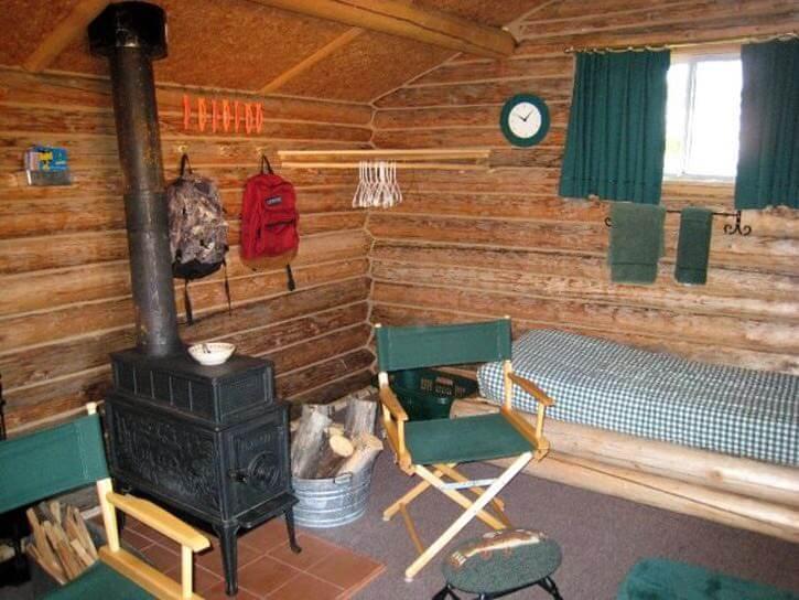 fishing resort accomodations in Yukon