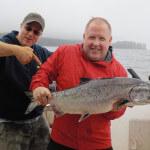 Hook'n Them Up Fishing Charters BC fishing lodge image4