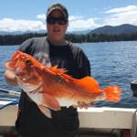 Hook'n Them Up Fishing Charters BC fishing lodge image5