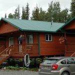 Rod 'N Real Kenai Riverfront Cabins Alaska fishing lodge image2