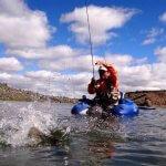 Lake in the Dunes Oregon fishing lodge image13