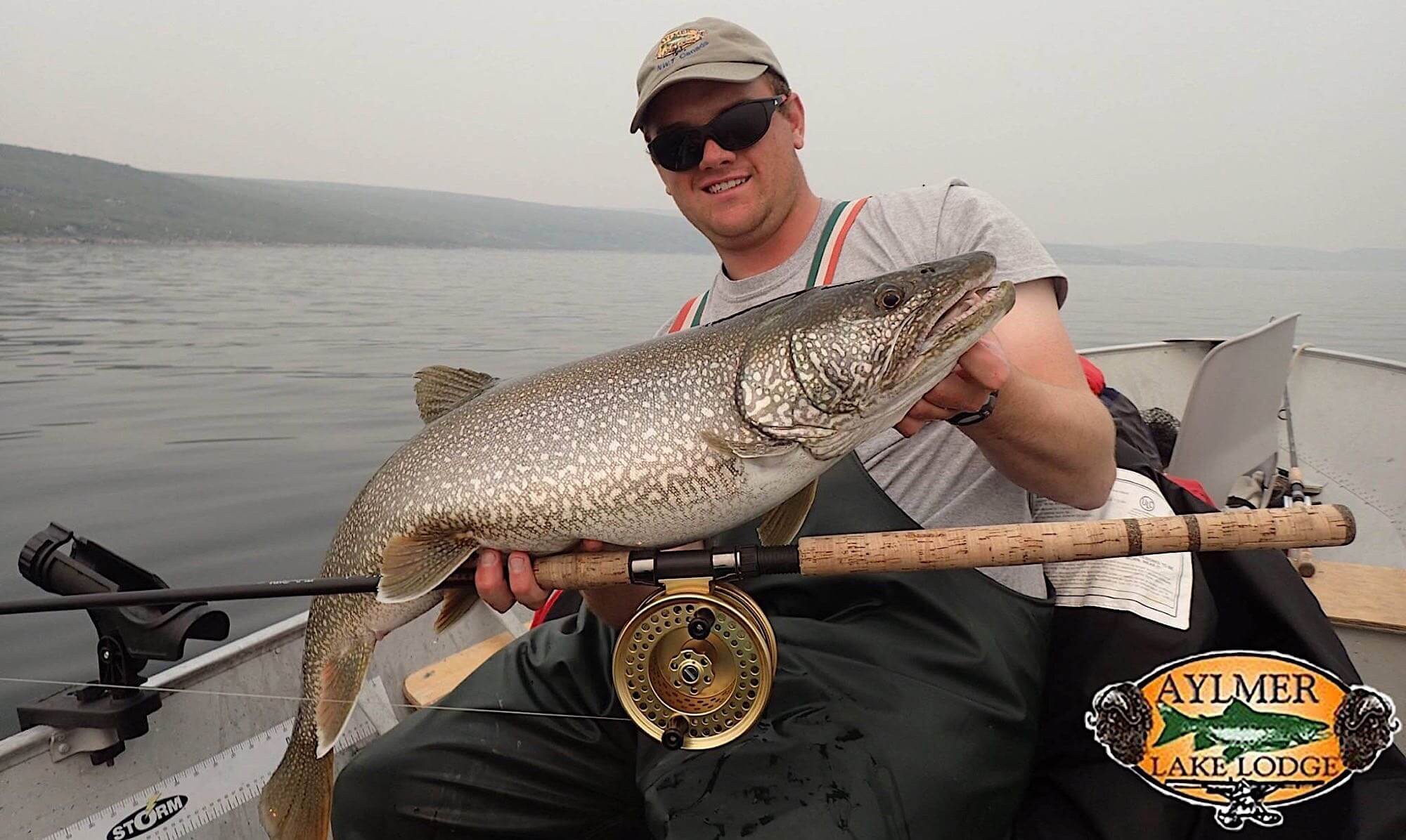 lake trout fishing in the northwest territories canada