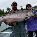 Rod 'N Real Kenai Riverfront Cabins Alaska fishing lodge image5
