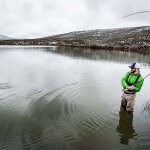 Lake in the Dunes Oregon fishing lodge image9