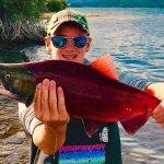 Jake's Nushagak Salmon Camp Alaska fishing lodge image43