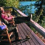 Kenai Riverside Fishing Alaska fishing lodge image5