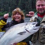 Kodiak Wilderness Adventures Alaska fishing lodge image1