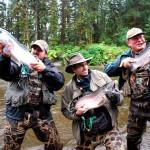 Leonard's Landing Lodge Alaska fishing lodge image1