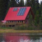 Meadow Lake Fishing Camp BC fishing lodge image1