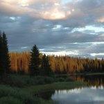 Meadow Lake Fishing Camp BC fishing lodge image6