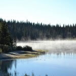 Meadow Lake Fishing Camp BC fishing lodge image3