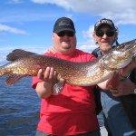 Milton Lake Lodge Saskatchewan fishing lodge image24