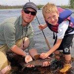 Milton Lake Lodge Saskatchewan fishing lodge image14