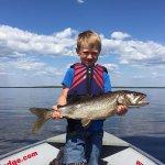 Milton Lake Lodge Saskatchewan fishing lodge image10