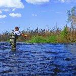 Milton Lake Lodge Saskatchewan fishing lodge image29